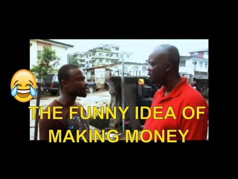 SEE THE IDEA AS WE GO TAKE MAKE MONEY-Latest Nigerian Comedy| Comedy Videos |Comedy 2019 1