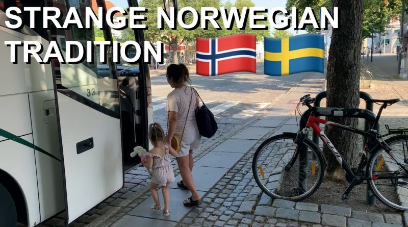 How To Save MONEY On GROCERIES In NORWAY I NORWAY VLOG | SWEDISH FOOD HAUL 10