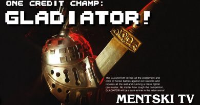 Gladiator - One Credit Champ, Episode 203 3