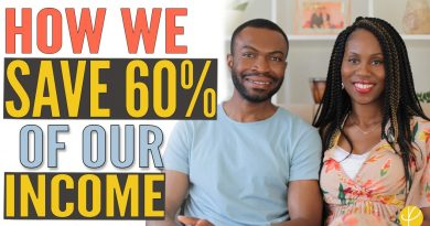 How We SAVE 60% of Our Income for FINANCIAL INDEPENDENCE |UK 4