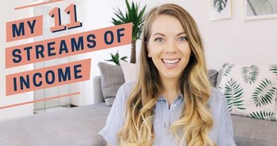 How I Built 11 Income Streams | Multiple Income Stream Ideas | Making Money Online 3