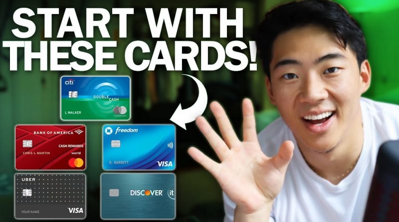 TOP NEW 5 BEST Credit Cards for Beginners (2019) 1