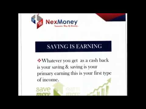 NEX MONEY FULL PLAN IN HINDI ( SAVING AND INCOME) 1