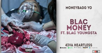 Moneybagg Yo - Blac Money Ft. Blac Youngsta (43VA HEARTLESS) 2