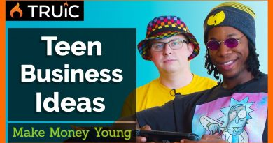Teen Business Ideas - 9 Ways to Make Money Young 2