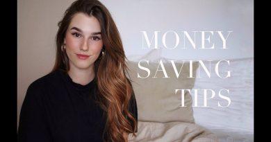 GELD SPAREN | MONEY SAVING TIPS #SAVEMONEY | Laura Spiessmacher 4