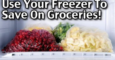 How To Use Your Freezer To Save Money On Groceries! 2