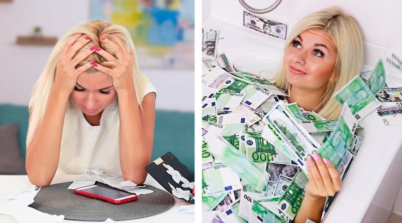 13 Hacks That Will Save You A Ton Of Money / How To Survive On $1? 1