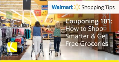 Walmart Couponing 101: How to Shop Smarter & Get Free Groceries 2