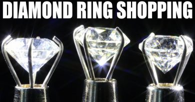 THE 3 BEST DIAMOND RING SHOPPING TIPS TO SAVE MONEY!! 3