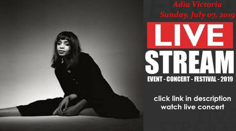 LIVESTREAM: Adia Victoria (LIVE) at Charlotte Metro Credit Union Amphitheatre, Charlotte, NC, US 1