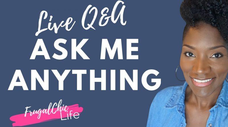 Live Q&A: Emergency Funds, Financial Independence, Investing, & More 1