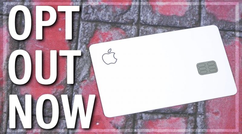 Do This With EVERY Credit Card  (Including Apple Card) 1