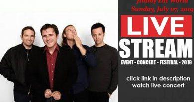 LIVESTREAM: Jimmy Eat World (LIVE) at Midflorida Credit Union Amphitheatre, Tampa, FL, US 4