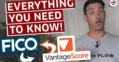 The TRUTH About FICO Credit Score, Credit Karma and Vantage Score 3