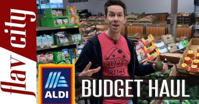 ALDI Budget Grocery Haul - Healthy Shopping On A Budget 3