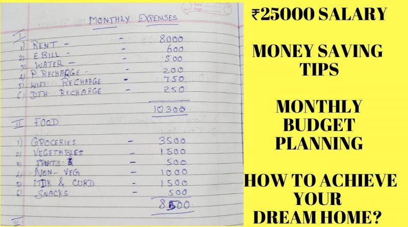 Money Saving Tips| Monthly Budget Planning| How to Save Money in Monthly Budget? Monthly budget Tips 8