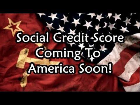 DONALD TRUMP - CHINA LIKE SOCIAL CREDIT SCORE COMING TO AMERICA SOON! 8