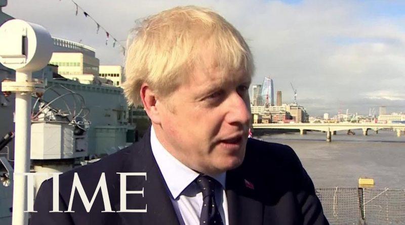 British Prime Minister Boris Johnson Denies Lying To Queen Elizabeth Over Brexit | TIME 6
