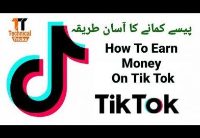 How To Earn Money On Tik Tok Very Simple Idea