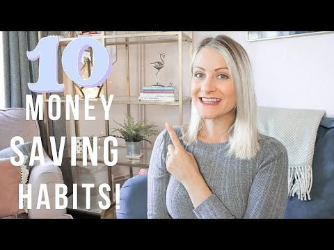 Money Saving Habits | 10 Ways To Change Your Money Mindset. Spend Less & Save More! My No Buy Year. 4