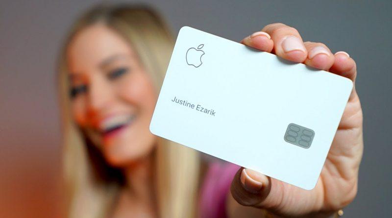 I got the Apple Card! 4