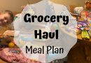 Grocery Haul || Meal Plan