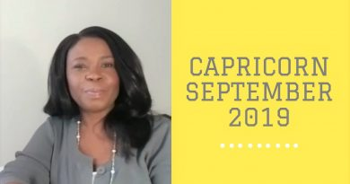 CAPRICORN September 2019 ~ SUCCESS is YOURS! TRUST your INTUITION! MAKE a DECISION! 3
