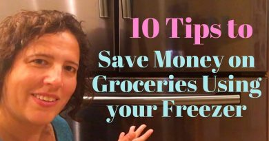 How to Save Money on Groceries Using Your Freezer - 10 Tips 4