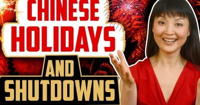Sourcing From China? Chinese Holidays & Shut Downs || Sourcing Warrior 2