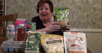 Healthy Grocery Haul for Extreme Weight Loss 2