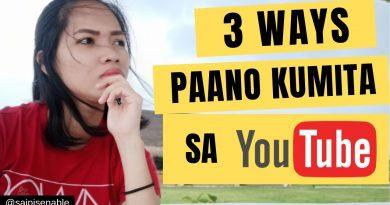 3 Ways Para Kumita Sa Youtube | Make Money Ideas 4
