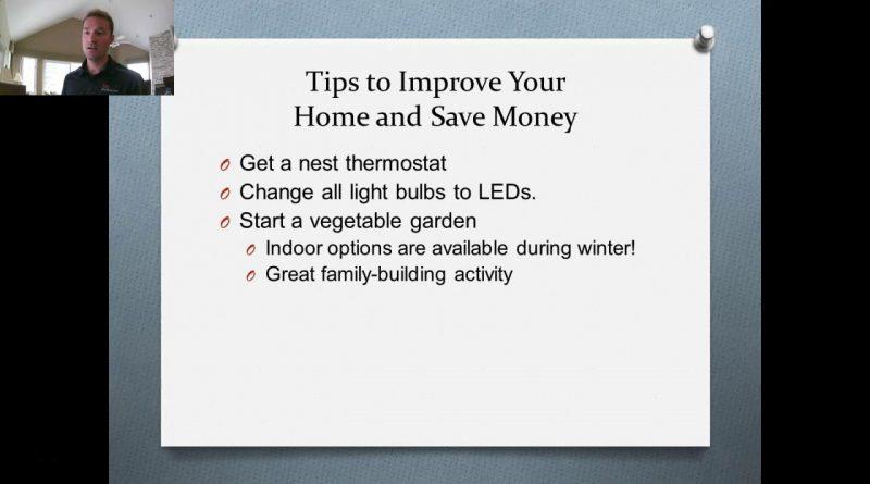 Money-Saving Home Tips 1