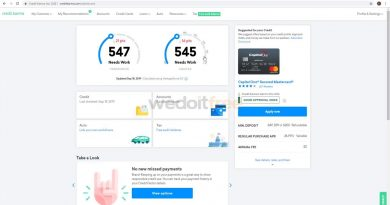 How to download credit report from Credit Karma 4