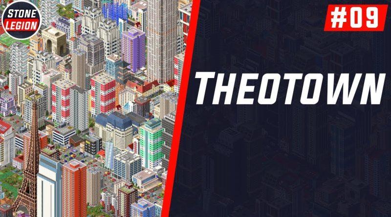 TheoTown - Part 9 - Airport & Money Making Idea 1