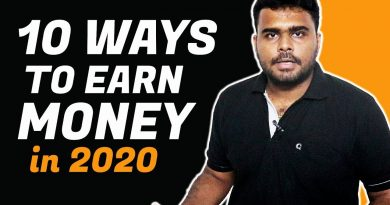10 Ways to Earn Money | PLAN for 2020 | 3 Months are Left 3