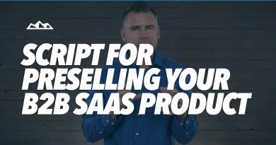 Tried-and-Tested Script For Preselling Your B2B SaaS Product 2