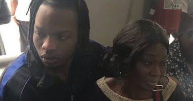 EFCC LAWYER SPEAKS ON CREDIT CARDS & LAPTOP RECOVERED FROM NAIRA MARLEY 4