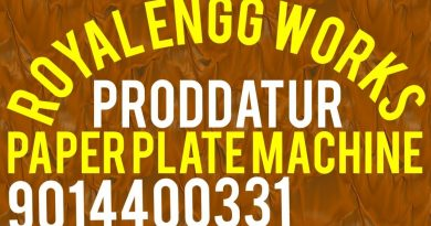 paper plate making machine with Business ideas for men at Home in Telugu, 2