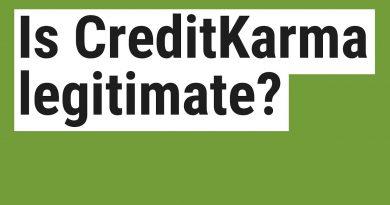 Is CreditKarma legitimate? 3