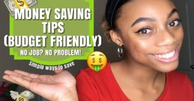 Tips for Saving Money| Low-Income and Budget Friendly| College Student on a Budget 2