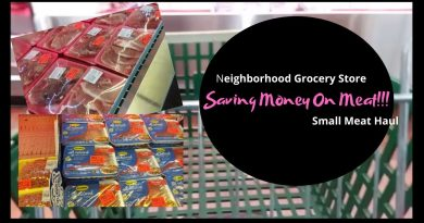 Visiting A Small Local Grocery Store | Chanina Lindsey 4