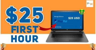 3 Websites That Pay Fast In One Hour ! (Make Money Fast) 3