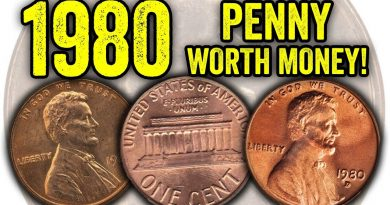 YOUR 1980 COULD BE WORTH THOUSANDS!!! RARE LINCOLN PENNY COINS WORTH MONEY!! 2