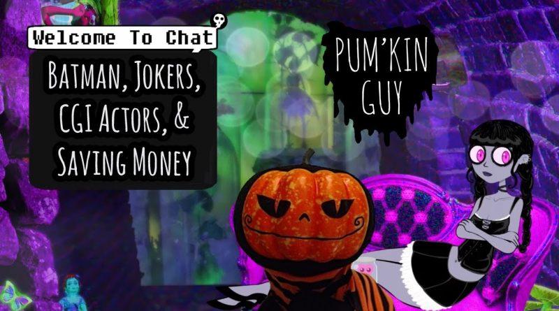 Batman, Jokers, CGI Actors, & Saving Money : Pum'Kin Guy 8