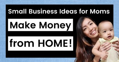 Small Business Ideas for Stay at Home Moms (Make Money from Home!) 2