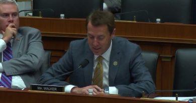 Rep. Mark Walker Offers Amendment to Strengthen American Families' Savings Through 529 Accounts 4