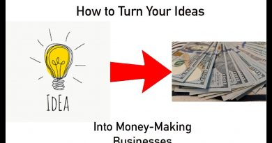 How to Turn Your Idea Into Reality (that makes money) 3