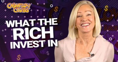 How The Rich Make Their Money | Learn How to Build Your Wealth TODAY! - Kim Kiyosaki 4