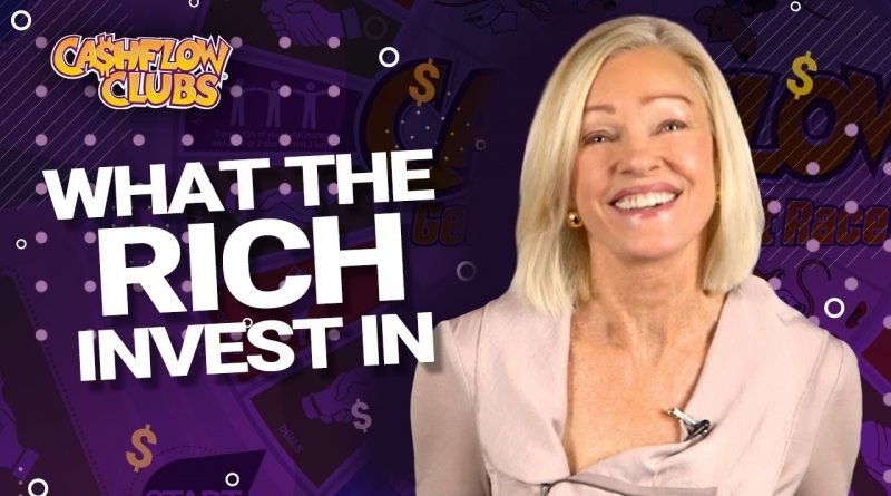 How The Rich Make Their Money | Learn How to Build Your Wealth TODAY! - Kim Kiyosaki 1